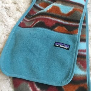 Patagonia scarf like new condition